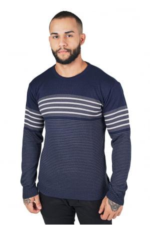 Suéter Listrinhas